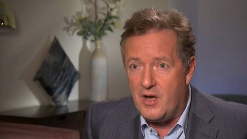 Controversial commentator Piers Morgan said the Markles were more dysfunctional than the royals.