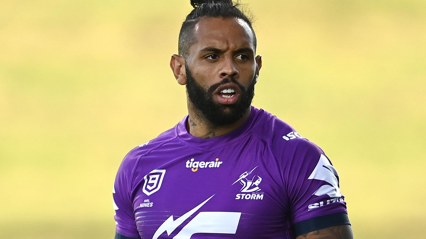 Storm's Josh Addo-Carr denies Wests Tigers agreement