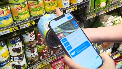 Australian app showing shoppers just how local their products are