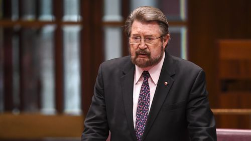 Derryn Hinch is yet to be swayed.