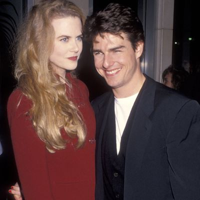 Tom Cruise and Nicole Kidman: Married 10 years (December 1990 to February 2001)