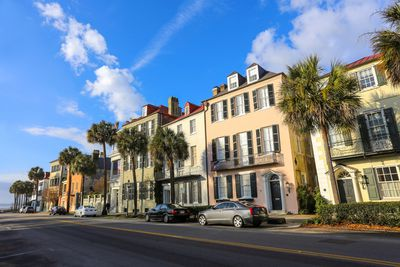 <strong>Charleston, South Carolina</strong>