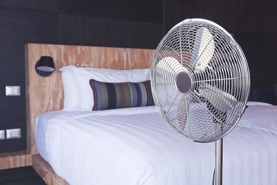 <strong>Use a fan — it won't kill you</strong>