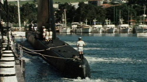 During World War Two, it was transformed into a torpedo assembly and maintainence plant and, later, a submarine base. (9NEWS)