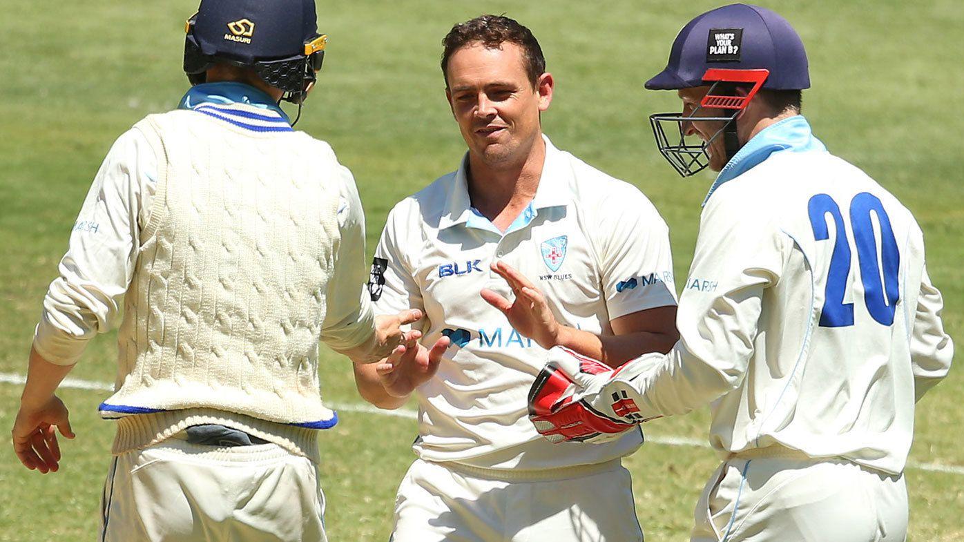 Spinners need domestic help in Australian cricket, says Steve O'Keefe