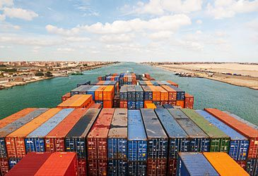 Daily Quiz: The Suez Canal links the Mediterranean to which body of water?