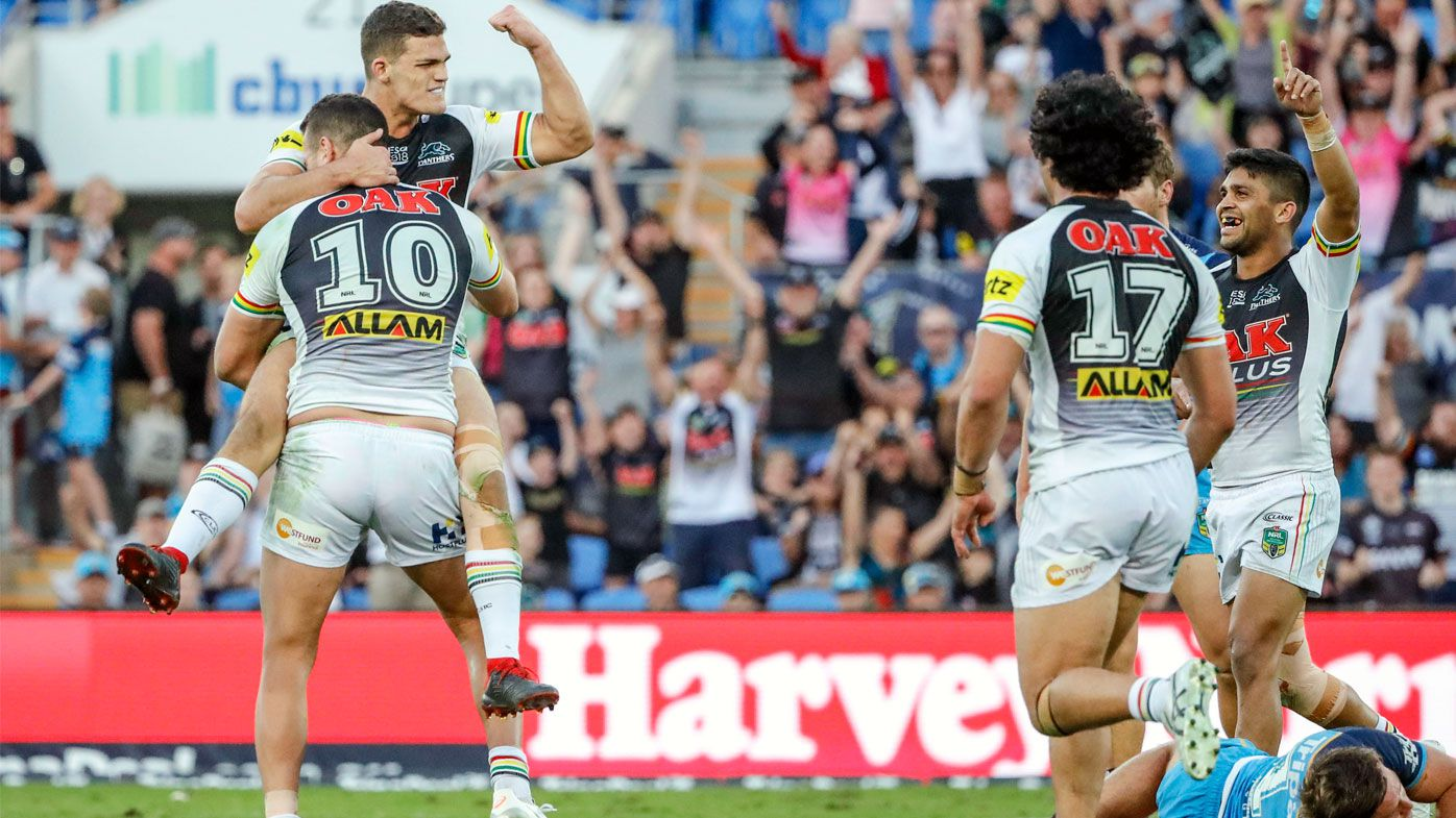 Panthers snatch golden-point NRL victory