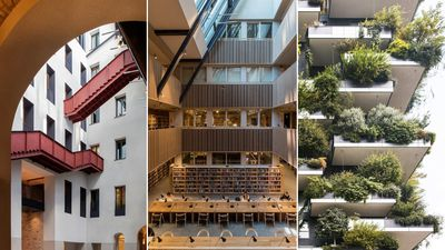 Incredible buildings shortlisted for international architecture prize