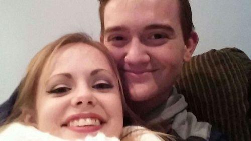 """Hayden's girlfriend Lilyan Sharp said the gesture was """"very special"""". (Facebook)"""