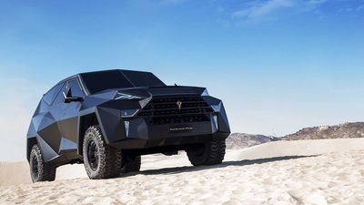 World's most expensive SUV is also bulletproof