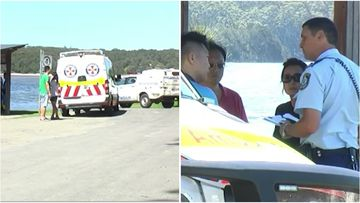 A Korean man has drowned on the NSW South Coast.