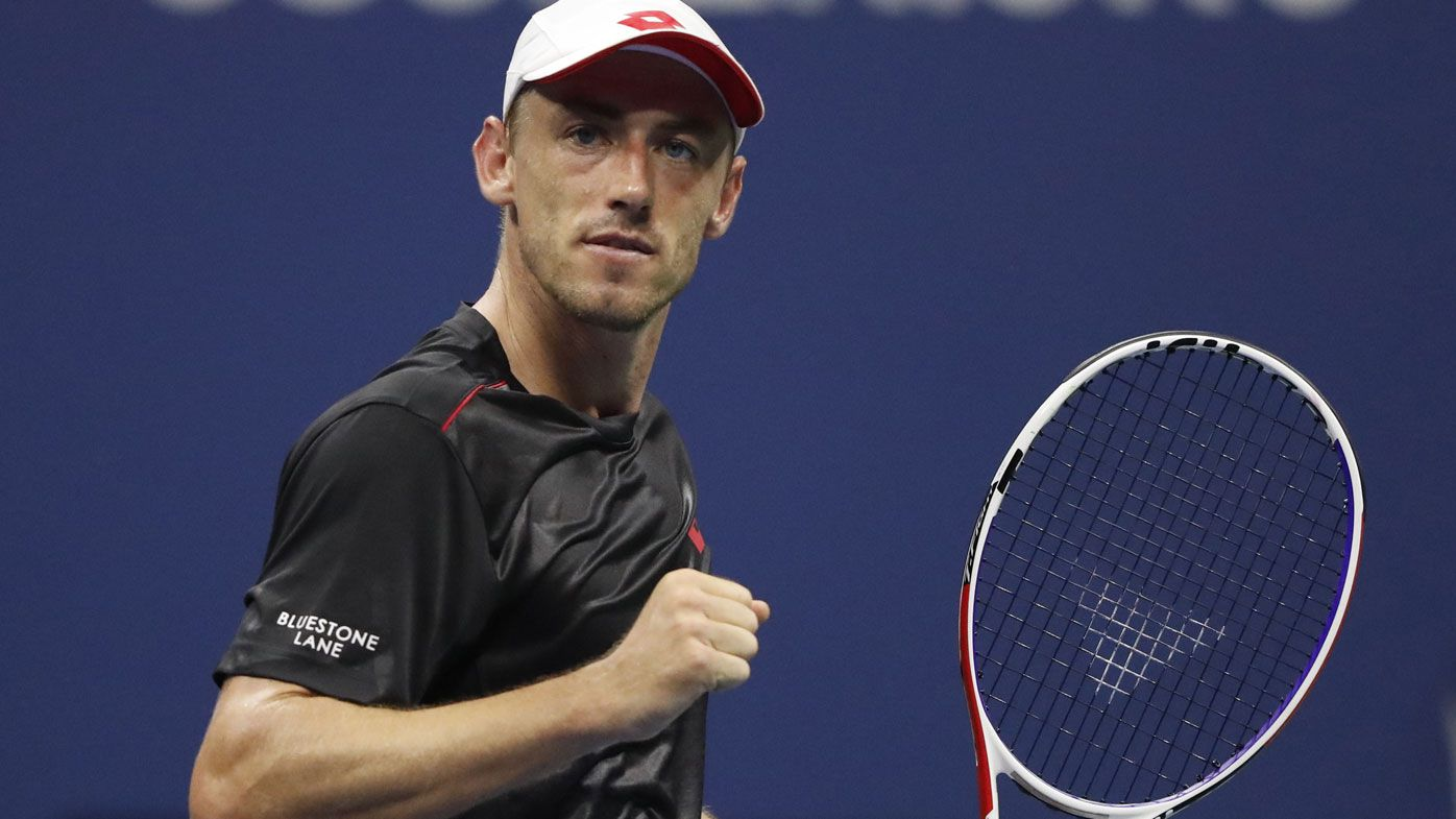 Australian underdog John Millman's rocky road to grand slam spotlight