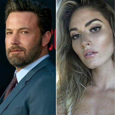 Ben Affleck and Shauna Sexton