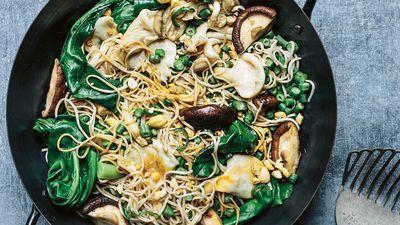 Mushroom Chinese Stir-fry