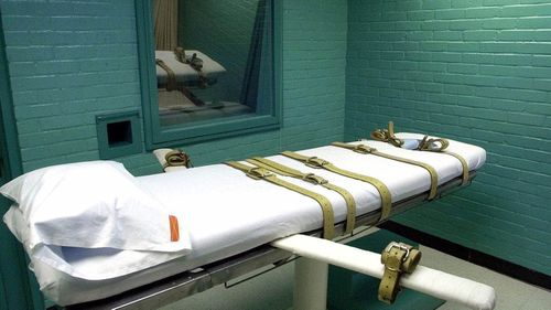 Lovers' Lane killer Juan Edward Castillo, 36, was the 11th person to be executed this year in the US, and the sixth in Texas.
