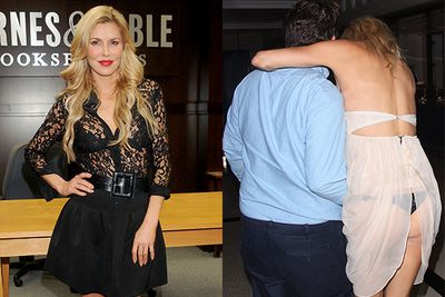 """Is the price of fame?  It is for Brandi Glanville, who got ridiculously drunk on a night out in Hollywood and gave the trailing paps their money shots. <br/><br/>She responded on twitter (during her hangover haze, we can only imagine) that the wardrobe malfunction '[was] not murder""""."""