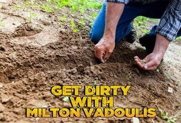 Get Dirty with Milton Vadoulis