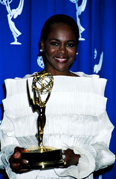Cicely Tyson during 1993 Emmy Awards