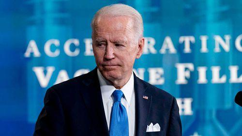 Joe Biden has signed off on US$1.9 trillion in stimulus spending.