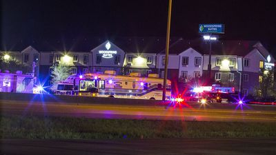 Serial bombing suspect blows himself up as police close in