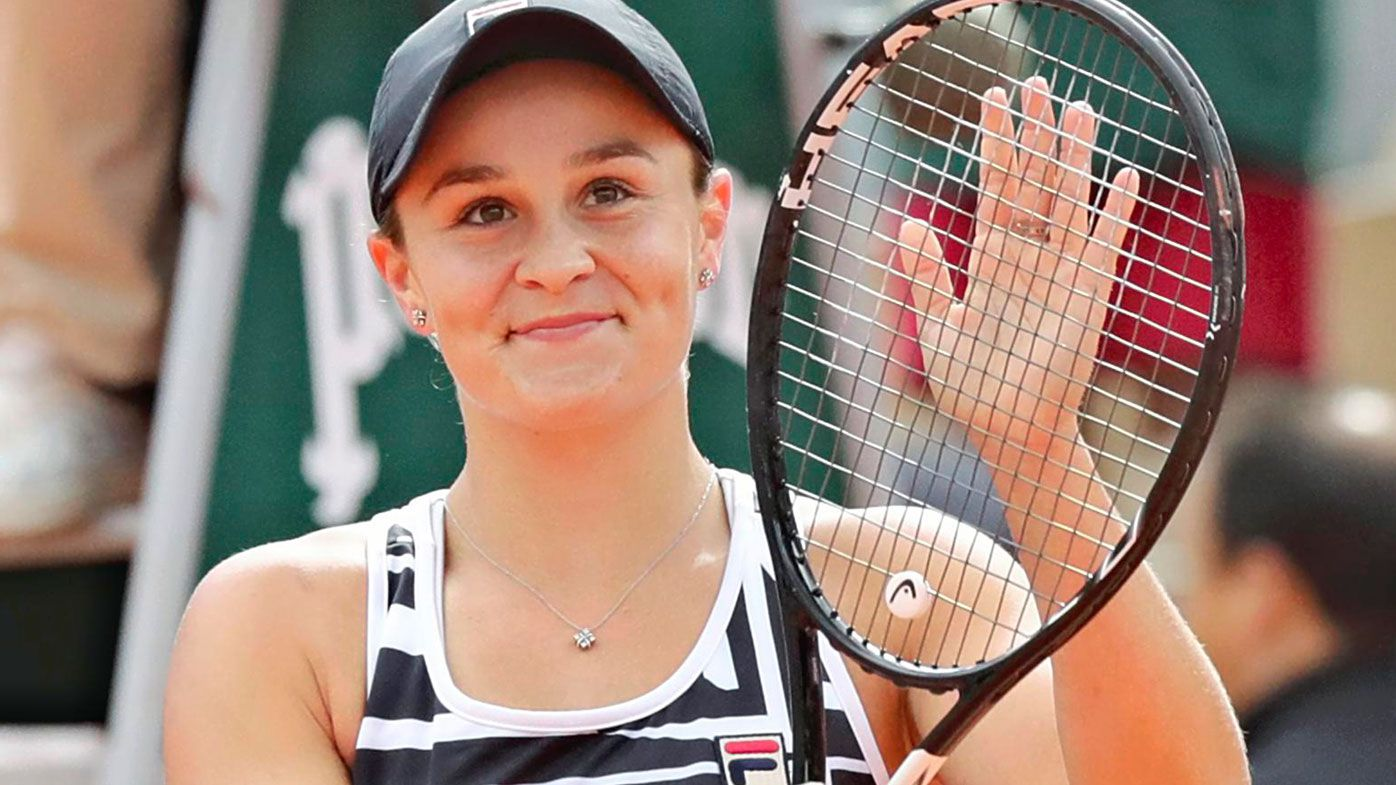Ash Barty claims top seed at Wimbledon after French Open crown
