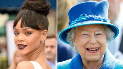 Rihanna claps back at haters of her Photoshopped pics of the Queen: See the photo!