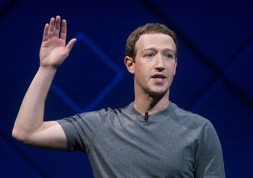Facebook chief Mark Zuckerberg has admitted the company has made mistakes over the Camnridge Analytica scandal. (AAP)