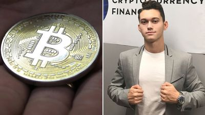 Bar mitvzah Bitcoin baron turns $5k into $500,000