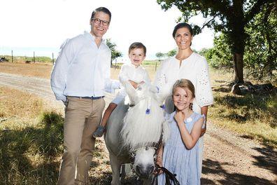 Swedish royal family children royal guide