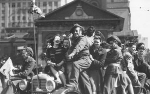 VP Day: How Australia celebrated end of World War II