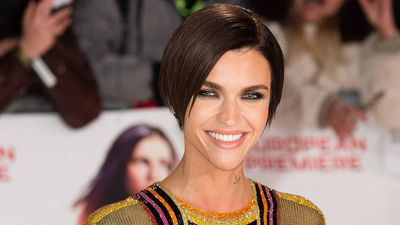 Ruby Rose's Hollywood transformation is complete: Aussie star's glam xXx press tour
