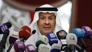 Saudi Energy Minister Prince Abdulaziz bin Salman