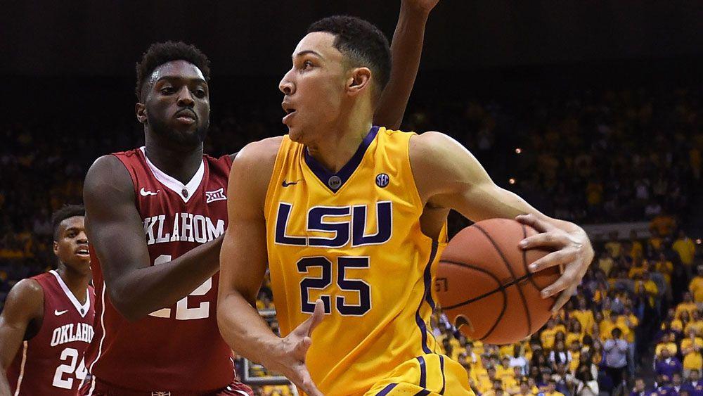 Simmons' LSU almost topple No.1 Oklahoma
