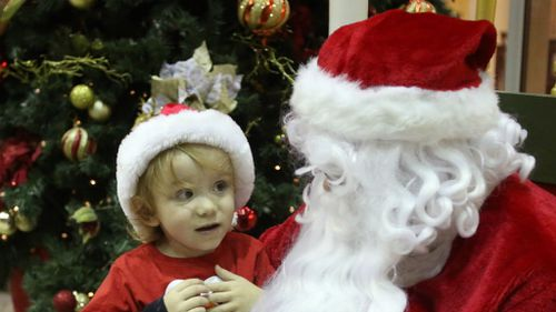 YOUR SAY: Calls for children to be banned from sitting on Santa's knee