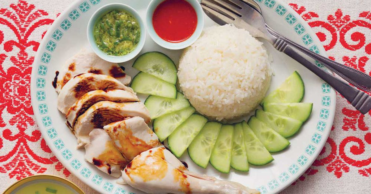 Poh S Hainanese Chicken Rice Recipe Nine Kitchen 9kitchen