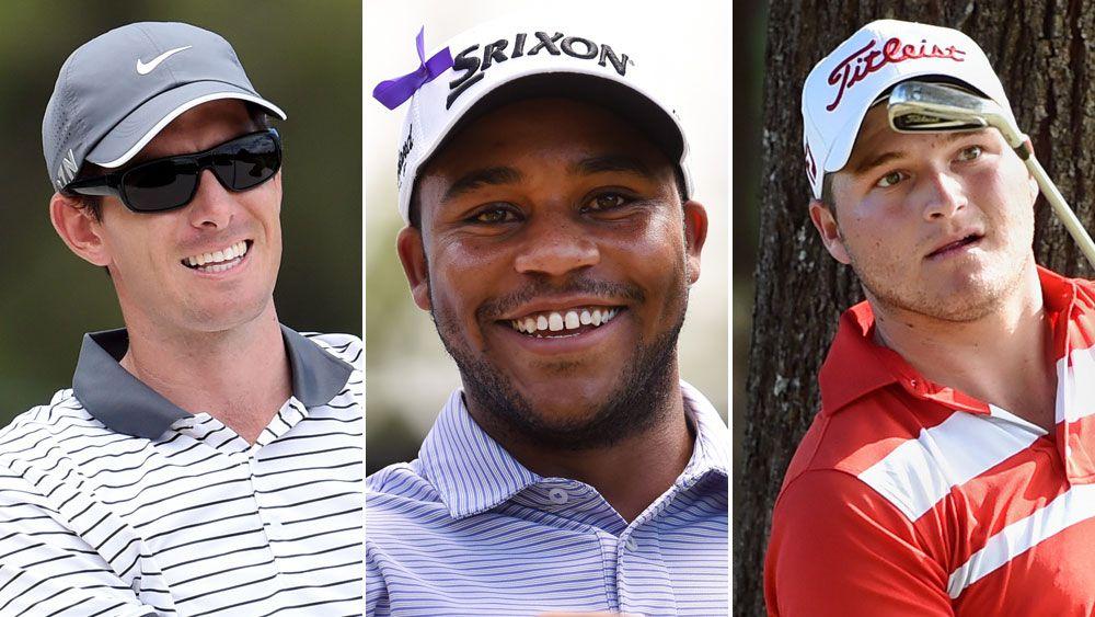 Varner, Lombard, Frittelli lead Aust PGA