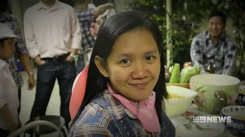 The court heard De Guzman approached Dr Ma Guinto in Nepean Hospital before grabbing her from behind and holding scissors to her throat.