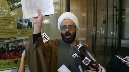 Sheik Man Haron Monis. (AAP)