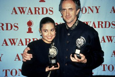 Lea Salonga, Tony Awards, wins
