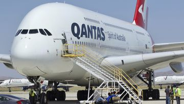 Qantas reopens international flight bookings from July