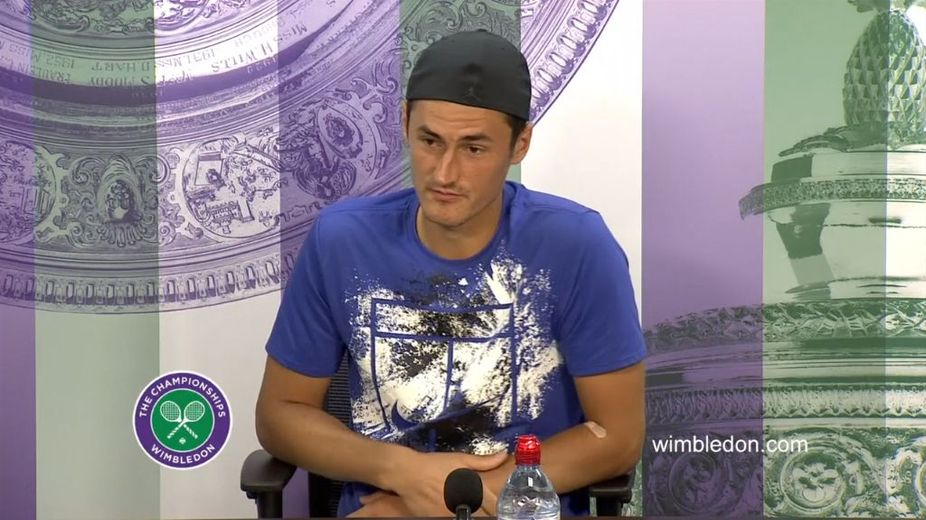 9RAW: Tomic says he is bored with tennis