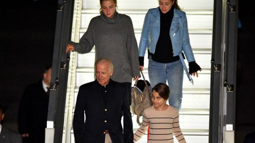 Aus cancer data gets US research: Biden