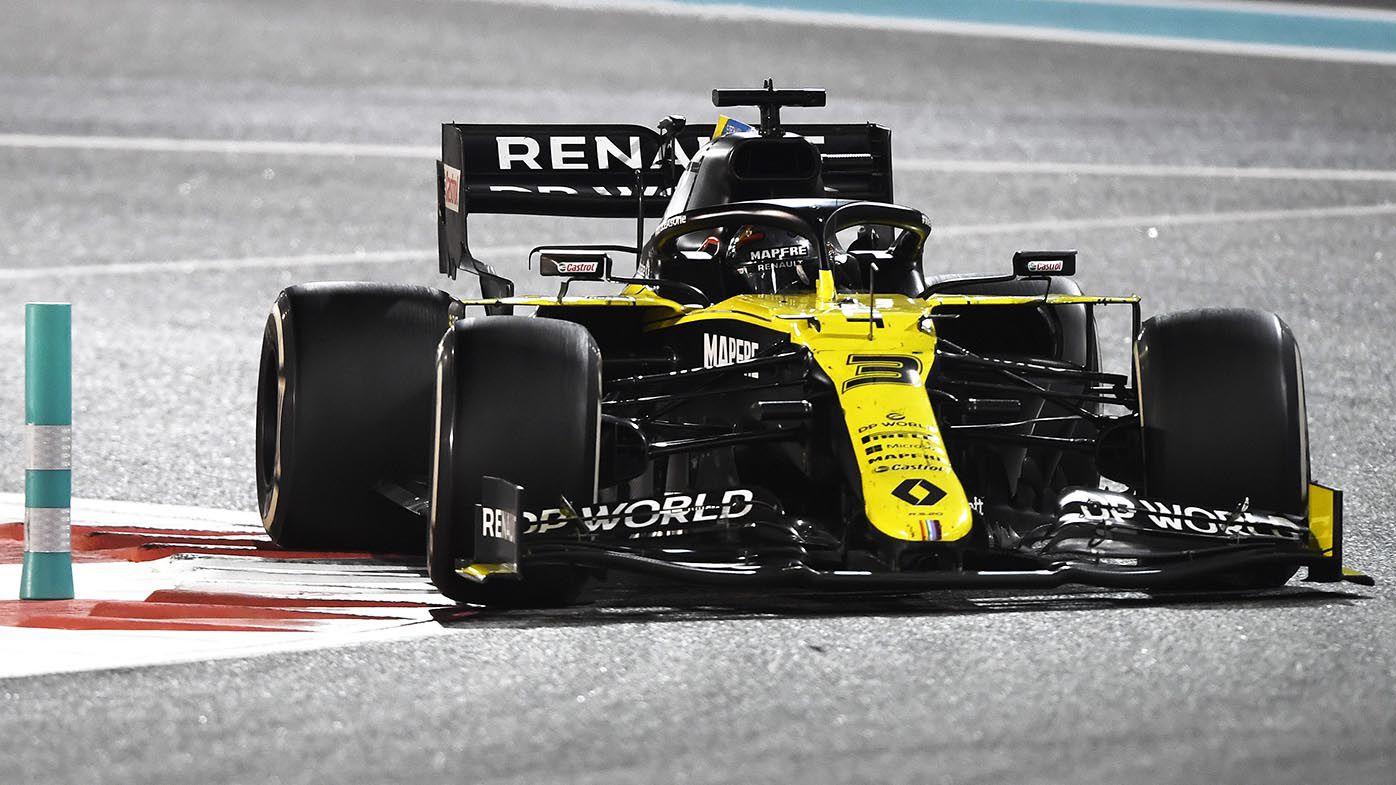 F1 Abu Dhabi Grand Prix results: Max Verstappen wins, Daniel Ricciardo seventh