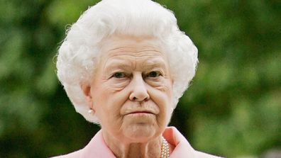 "Queen Elizabeth is said to be ""annoyed"" at a scene from the The Crown."
