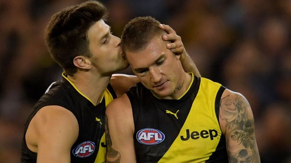 Richmond's Trent Cotchin leads Tigers to big AFL win over Collingwood