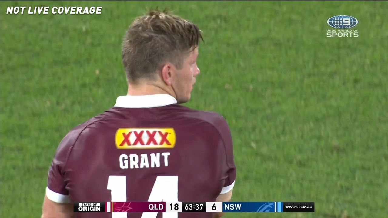 Harry Grant's impact on Origin debut similar to Cameron Smith, says Phil Gould