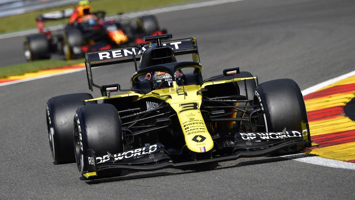 Lewis Hamilton wins F1 Belgian GP, Daniel Ricciardo produces incredible final lap