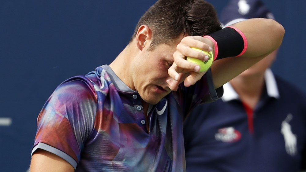 Davis Cup outcast Bernard Tomic says he's not fit to play for Australia