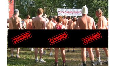 <strong>10. Nakukymppi (Nude Run of Finland)</strong>