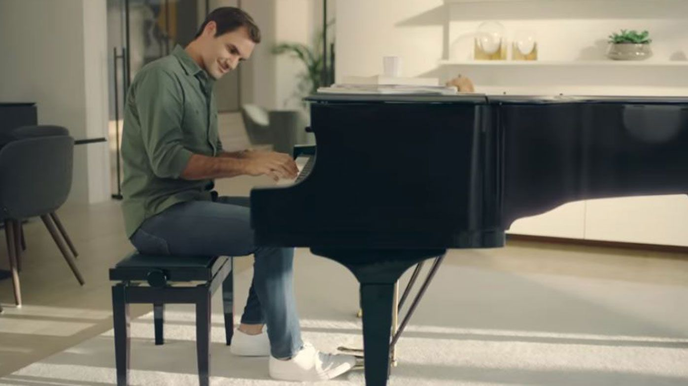 Roger Federer's new Uniqlo ad for comfy jeans slammed as 'hideously bad'
